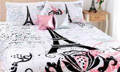 On Pinterest Paris Bedding Paris Decor And Paris Wall Decor