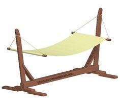 Garden hammock with stand plan