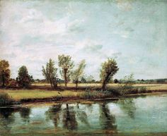 Valle de Dedham – 1802 (John Constable)