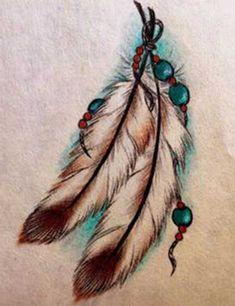 desenhos de penas indigenas - Pesquisa Google