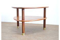 Vintage Teak & Glass Danish Influence Modernist Table/Coffee Table | Vinterior London  #vintage #modernist #teak