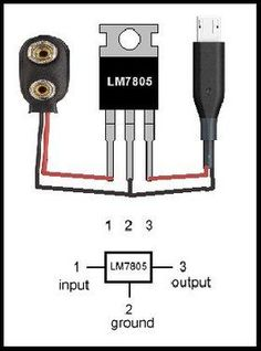 Picture of Circuit Diagram for a Portable power bank for phone. _ga- Instruct… Picture of Circuit Diagram for a Portable power bank for phone. _ga- Instructables are tutorials on just about anything; dessert to printing… Electronic Circuit Projects, Electrical Projects, Electrical Installation, Electronic Engineering, Electrical Engineering, Electrical Wiring, Electronics Components, Diy Electronics, Electronics Projects