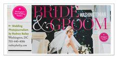 Washingtonian Magazine�s Best Wedding Photographer Washington DC