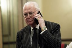 The FBI had Ald. Edward Burke's cellphone tapped over at least an eight-month period, and during that time, at least calls were made or received on the phone, according to the bombshell corruption charges unveiled Thursday. Chicago Tribune, People Like, At Least, Guns, Gun Control, Politics, Illinois, Thursday, Teeth