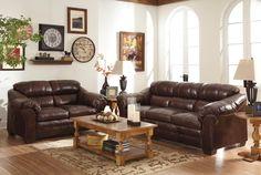 Hettinger Coffee Living Room Set