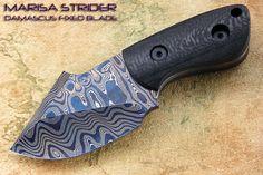 Marisa Strider Creations   Mick Strider Custom Knives