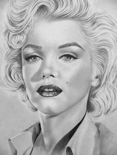 Marilyn Niagara by ~stars-art on deviantART    This image first pinned to Marilyn Monroe Art board, here: http://pinterest.com/fairbanksgrafix/marilyn-monroe-art/   
