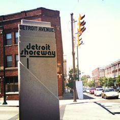 Detroit Shoreway in Downtown Cleveland, Cleveland Rocks, Crystal Blue Eyes, Edgewater Park, Battery Park, Free In, Lake Erie, Detroit, Ohio