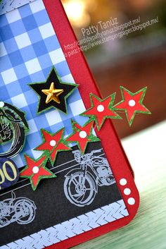 Motorcycle Card :) - Scrapbook.com