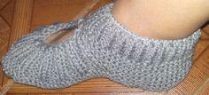 Tricotando com a Kah