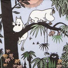 -One Paper Napkin; Moomin Wallpaper, Wallpaper Iphone Cute, Wallpaper Backgrounds, Wallpapers, Moomin Cartoon, Les Moomins, Dibujos Pin Up, Moomin Valley, Vintage Cartoon
