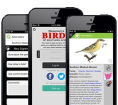 Newman's Birds of Southern Africa App Bird App, Galaxy Phone, Samsung Galaxy, Itunes, Southern, Africa, Apps, Birds, Bird