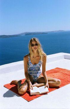 Beach Bum, Summer Beach, Summer Vibes, Alena Blohm, Cute Beach Outfits, Bikinis, Swimwear, Swimsuits, Beachwear