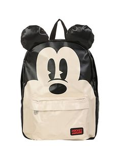 Disney Mickey Mouse Ears Backpack   Hot Topic