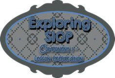 An introduction to the first component of the SIOP model. Tips for working with ESL students
