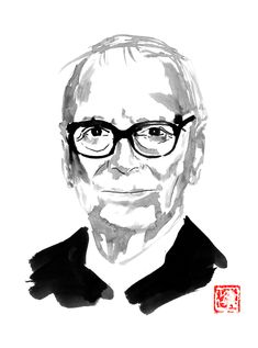 he was the most creative and productive composer for the cinema #enniomorricone #cinema #sumie #music #soundtrack Sumi E Painting, Celebrity Drawings, Movie Characters, Buy Art, Paper Art, Saatchi Art, Original Art, Cinema, Japan