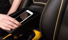 Nissan creates mobile phone temptation-free zone | All About Otomotif