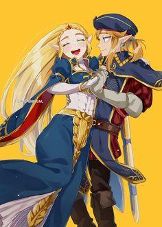 Link And Midna, Link Zelda, Legend Of Zelda Characters, Fictional Characters, Video Game Companies, Fanart, Royal Guard, Gifs, Legend Of Zelda Breath