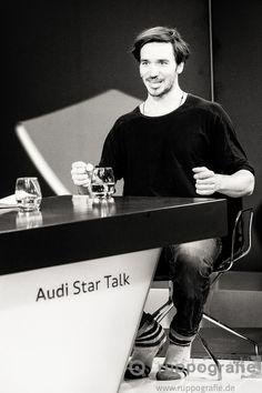 080315_AudiStarTalk-Neureuther-Rupp-35 Audi, Star Wars, Alpine Skiing, Sports, Men, Cool Socks, Quote, Hs Sports, Sport