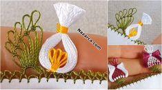 İp Bükmeli İğne Oyası Modelleri ve yapımı- Bu sayfa da İki Tane Osmanlı Lalesi iğne oyası ve Lale Soğanı Oya Modeli var.Hangini ilk yayınlayayım karar veremeyince Aynı teknik ile yapıldıkları için birlikte Tariflerini yayınlamaya karar verdim. İğneyle İplik Oyası modeli de denilen bu İpleri 10-15 kat yaptıktan sonra Bükme tekniği ile çeşitli Şekiller verilerek farklı … Crochet Edging Patterns Free, Crochet Motif, Stitch Patterns, Manta Crochet, Thread Work, Textures Patterns, Sewing Tutorials, Hand Embroidery, Diy And Crafts