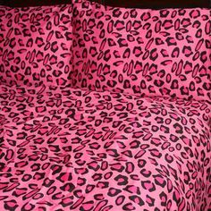 pink leopard covers