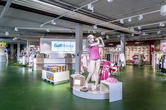 Golf House - Eschborn (Germany) #light #retail #golf #licht #beleuchtung #led