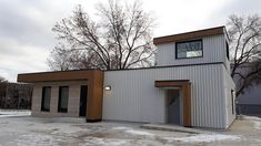 For over 40 years, we have been the benchmark for residential and commercial integrated siding systems. Visit us today to learn more about our complete range of innovative siding products. Wood Siding, Architecture Design, This Is Us, Commercial, Container, Profile, Cottage, Beige, Colour