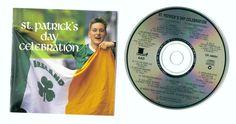 ST. PATRICK'S DAY CELEBRATION Legacy Cd Compact Disc Free S/H USA