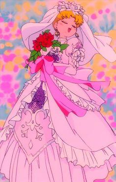 Sailor Moom, Arte Sailor Moon, Sailor Moon Manga, Sailor Moon Aesthetic, Aesthetic Anime, Sailor Moon Personajes, Sailor Moon Wedding, Sailor Moon Screencaps, Sailor Moon Character