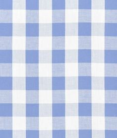 """1"""" Blue Gingham Fabric - by the Yard, http://www.amazon.com/dp/B00I80SFC4/ref=cm_sw_r_pi_awdl_Xb45ub1SRNKRS"""