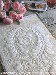 Ideas For Patchwork Quilting Ideas Awesome Easy Hand Quilting, Modern Quilting Designs, Modern Quilt Patterns, Machine Quilting Designs, Free Motion Quilting, Quilting Ideas, Crazy Quilt Stitches, Jelly Roll Quilt Patterns, Whole Cloth Quilts