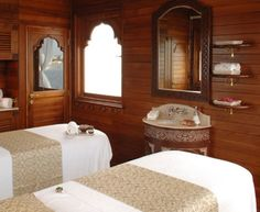 Take a moment & browse through our collection of photos captivating the superior amenities and unparalleled exclusivity of elegant accommodations at Taj Lake Palace, Udaipur. Amazing India, Udaipur, Palace, Spas, Luxury, Resorts, Home Decor, India Trip, Homemade Home Decor