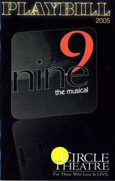 #Nine #CircleTheatre 2005