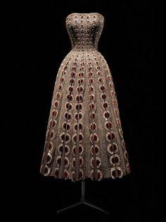 Esther dress, 'Esprit Dior' Mini Site, Christian Dior Vintage, Strapless Dress Formal, Formal Dresses, Style, Fashion, Art, Haute Couture, Spirit