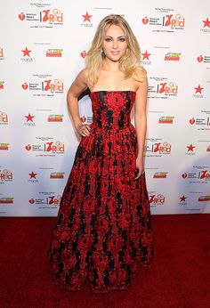 Young and beautiful: 15 rising celebrities who are killing it on the red carpet // AnnaSophia Robb