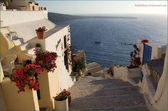 Walks in greek islands