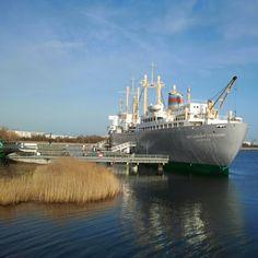 Schiffbau- und Schifffahrtsmuseum in #Rostock