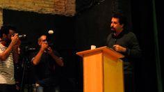 Guilherme Boulos: vai haver resistência!Guilherme Boulos: vai haver resistência! Publicado a 17/03/2016 Ato realizado no TUCA - PUC São Paulo, Pela Legalidade Democrática, em 16 de março de 2016. O Ato foi parte de um movimento apartidário contra a ameça de golpe...
