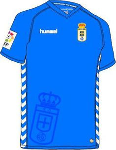 Nice Day Sports: New Real Oviedo 15-16 Home Kit Jersey Released / H...