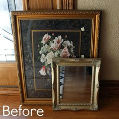 23 Awesome Things You Didn't Know You Could Do with Old Picture Frames