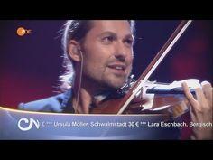 """David Garrett """"Ich war noch niemals in New York"""" tribute to Udo Jürgens 1-10-2016 - YouTube"""