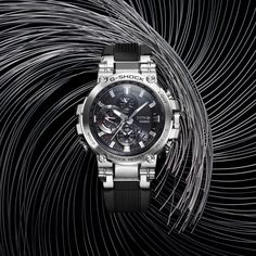 Casio unveils its first Connected MT-G timepieces.