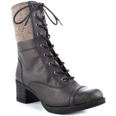 Kelsi Dagger's Grey Mate - Grey Leather Fab for 169.99 direct from heels.com