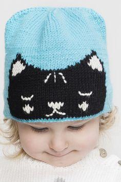 Lapsen Kisu-pipo Novita 7 Veljestä | Novita knits