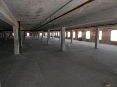 Large, indoor storage