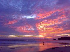 Sunset Koh phayam