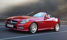 © Mercedes-Benz  SLK-Class