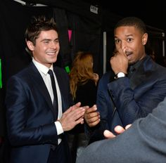 It was cute. | 23 Things You Missed At The People's Choice Awards