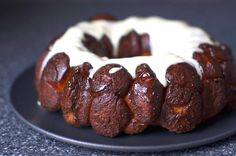 A while back, knowing my love of any and all baked goods with awesome names, a reader tipped me off to something called monkey bread which turns out to be one of those doughy delights people have e…