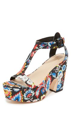 Loeffler Randall Minette Platform Sandals | SHOPBOP